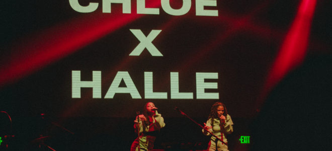 new vibes: chloe x halle (the two of us)